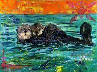 Otterly Adorable SOLD